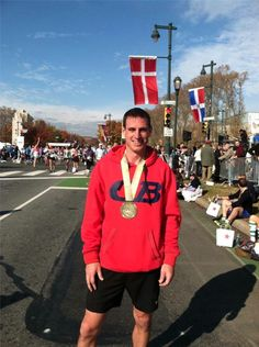 CB extends our congratulations to all of the participants of the 2014 Philadelphia Marathon! Our support goes out to Jeff and all of the runners who pushed themselves to finish strong.  #limitless #cbsports