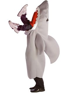 Shark Party - Shark Week - Shark Eating Man Costume