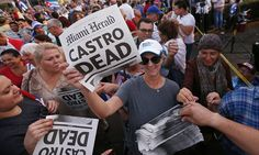 US is braced for a new influx of Cuban immigrants after Castro's death