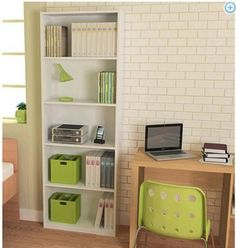 New-5-Shelf-Bookcase-Office-Home-Furniture-For-Books-Documents-Decor-Space-White