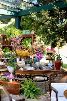 diana e murilo - Rejane Wolff Chic Wedding, Wedding Table, Rustic Wedding, Deco Floral, Wedding Decorations, Table Decorations, Outdoor Furniture Sets, Outdoor Decor, Wedding Locations