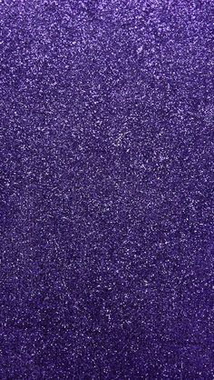 Purple Glitter Phone Wallpaper