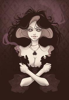 Illustration by Aleksandra Marchocka