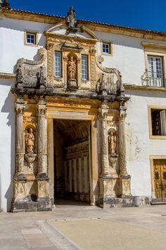 Coimbra UNESCO World Heritage