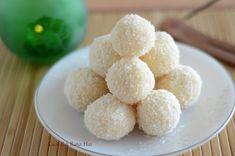 Instant Coconut Ladoos
