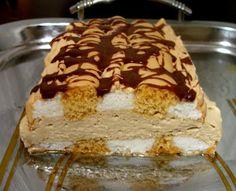Hungarian Desserts, Hungarian Recipes, Oreo, Tiramisu, Food And Drink, Gluten Free, Sweets, Cookies, Ethnic Recipes