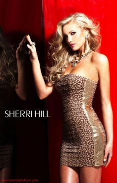Sherri Hill cocktail dress
