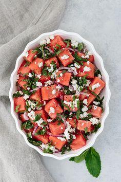 Mint Recipes, Summer Recipes, Summer Menu Ideas, Shrimp Recipes, Potato Recipes, Soup Recipes, Chicken Recipes, Healthy Snacks, Healthy Eating