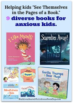 Mindfulness For Kids, Book Themes, Children's Literature, Coping Skills, Kids Health, Great Books, Anxious, Book Publishing, Teaching Kids