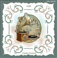 YBB 1429 Muziek/vintage