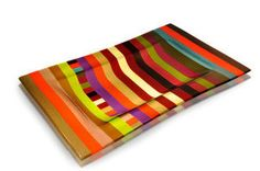 Striped Delight  MultiColored Transparent Fused by CGDbyMeryl, $200.00