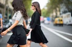 Street Style from Paris Fashion Week Spring 2014 - Paris Fashion Week Spring 2014 Street Style, Day 2