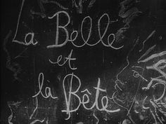 La belle et la bête Jean Cocteau