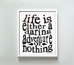 8x10 Daring Adventure print by GusAndLula on Etsy, $18.00