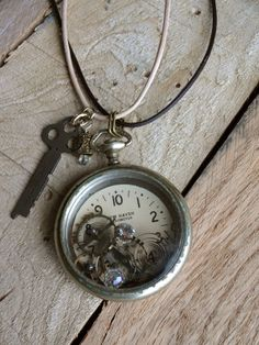 Steampunk Antique New Haven Watch Face with by FragmentedTime, $60.00