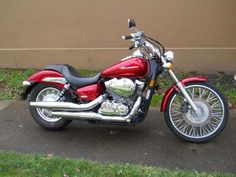 2009 Honda  Shadow® Spirit 750