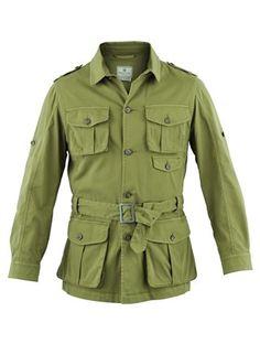 Cabela's Safari® Jacket – Regular, Men's Safari Shirts ...