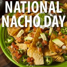 #national nachos day | National Nacho Day is November 6. Is there a holiday for every day of ...