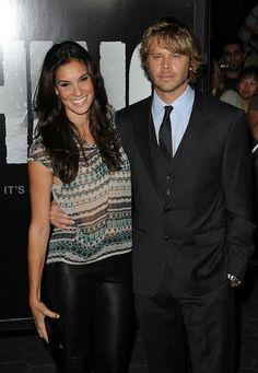 Daniela Ruah & Eric Christian Olsen