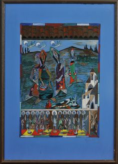 La romería (The Pilgrimage) – 1980