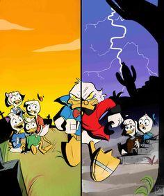 Disney Fan Art, Disney Pixar, Poke The Bear, Disney Ducktales, Uncle Scrooge, Pocket Princesses, Three Caballeros, War Comics, Duck Tales