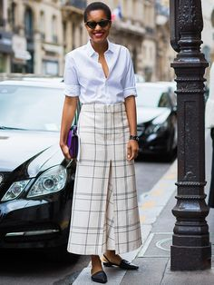 The Complete Guide to Dressing for YOUR Body Type via @WhoWhatWear
