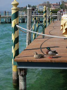 Sirminione, Lake Garda, Italy