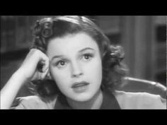 JUDY GARLAND: 'NOBODY', 1940. A SONG TO REMEMBER.