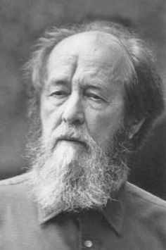 Aleksandr Solzhenitsyn | Got halfway through the abridged Gulag Archipelago but keep losing my place.