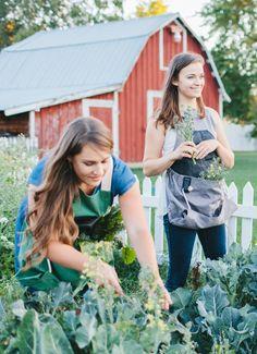 Roo Gardening Apron / Gifts for Gardeners / Gardening Tool Idea