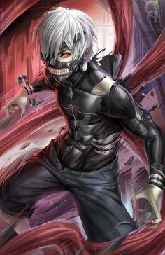 Tokyo Ghoul (Kaneki Ken) [Fan Art by on DeviantArt] Demon Manga, Fanart Manga, Manga Art, Manga Anime, Image Tokyo Ghoul, Tokyo Ghoul Fan Art, Ken Kaneki Tokyo Ghoul, Kaneki Fanart, Anime Tumblr