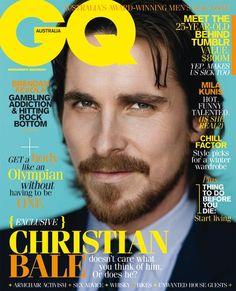 GQ Australia... Christian Bale!!!