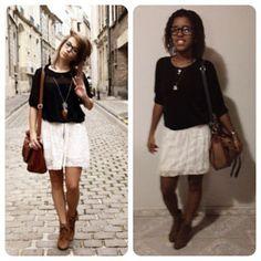Look Inspirado: Renda