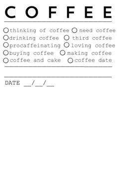 KELLIE WINNELL - FREEBIE - CURRENTLY COFFEE