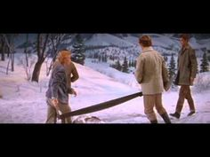 """'Lonesome Polecat' From """"Seven Brides For Seven Brothers"""" (1954) - Songs By Saul Chaplin And Gene de Paul & Johnny Mercer - Choreography By Michael Kidd - Performed By Mattox And His """"Brothers"""" (Look carefully and you will see that this song was shot in one long take!)"""