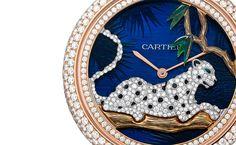 Watches by SJX: Introducing The Panthère au Clair de Lune de Carti...