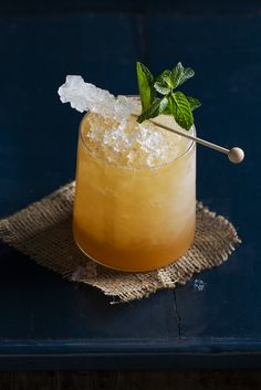 Set Sail for Cocktail History with the Navy Grog! — BG Reynolds
