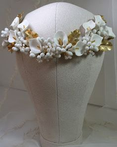 Fascinator Hats, Headpiece, Wedding Hats, Wedding Jewelry, Tiara Hairstyles, Couture Embroidery, Handmade Beads, Bridal Hair Accessories, Flower Crown