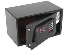 Cofre Eletrônico 10,6L Novare - Combate 200 ED com as melhores condições você encontra no Magazine Jsantos. Confira!