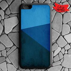 Mix Blue iPhone 6 Plus iPhone 6S Plus Black Case