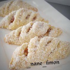 """612 Beğenme, 43 Yorum - Instagram'da @_nane_limon: """"Havuçlu kurabiye 😋😍 HAVUCL KURABIYE🏵1yumurta🏵1 cay bardagi yogurt🏵1 cay bardagi siviyag🏵1 cay…"""""""