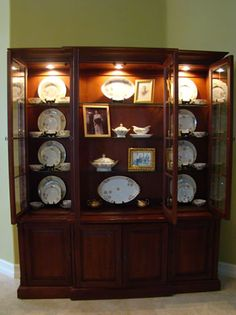 China Cabinets Are Meant To Be A Beautiful Display Of Your Favorite Dinnerware Ill Show You Step By How Makes Yours The Star Dining Room