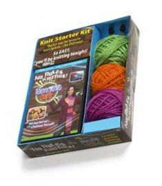 No Rules Knitting at the Teen Knit Cafe Kit [LA46758] - $12.48 : Maggie Weldon, Free Crochet Patterns