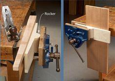 Shop-Made Rocker Jaw - Woodworking Shop - American Woodworker