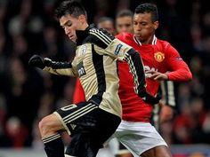 Manchester United agree to sign Benfica's Gaitan http://josephsport.blogspot.com/