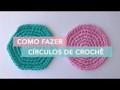 Como fazer quadrado e retângulo de crochê   Amigurumi Avançado #3 - YouTube