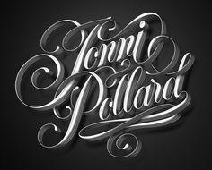 Luke Lucas #typography