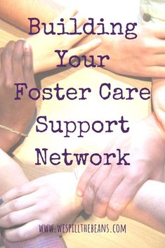 Building a foster care support network is one of the best things you can do to be a successful foster parent. Here are some tips to get started! Step Parenting, Parenting Classes, Gentle Parenting, Parenting Quotes, Parenting Advice, Open Adoption, Foster Care Adoption, Foster To Adopt, Foster Family