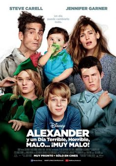 Ver Alexander and the Terrible, Horrible, No Good, Very Bad Day 2014 Online Español Latino y Subtitulada HD - Yaske.to