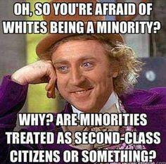 #white #privilege